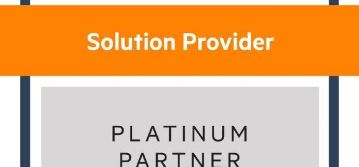 AirITSystems als ARUBA Platinum Partner ausgezeichnet