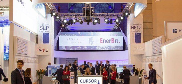 Energiewende erfolgreich gestalten: CURSOR Software AG präsentiert EVI + TINA auf der E-world 2020