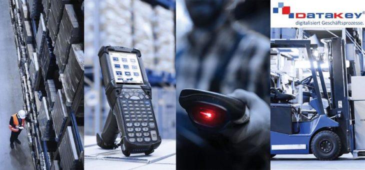 Modulares Warehouse Management System Datakey®: B&M TRICON auf LogiMAT 2020