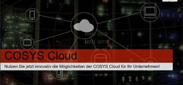Lagerverwaltung in der zukunftssicheren Cloud