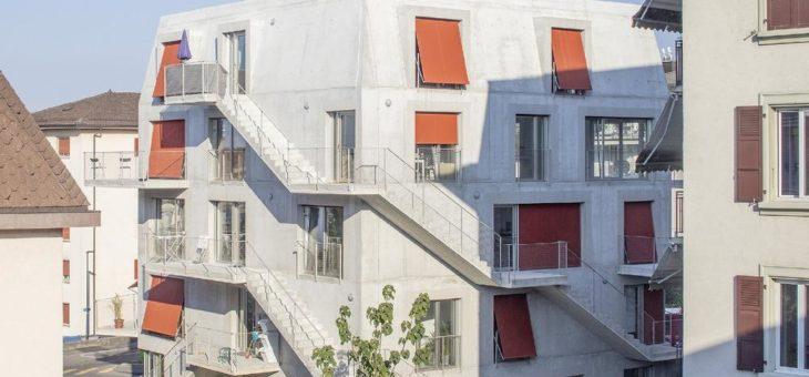 Internationale Architektinnen und Architekten bieten Einblicke in zeitgenössische Bauweisen