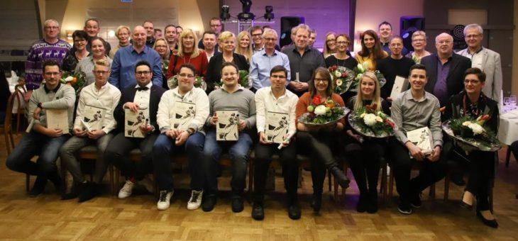 WORTMANN AG ehrt langjährige Mitarbeiter