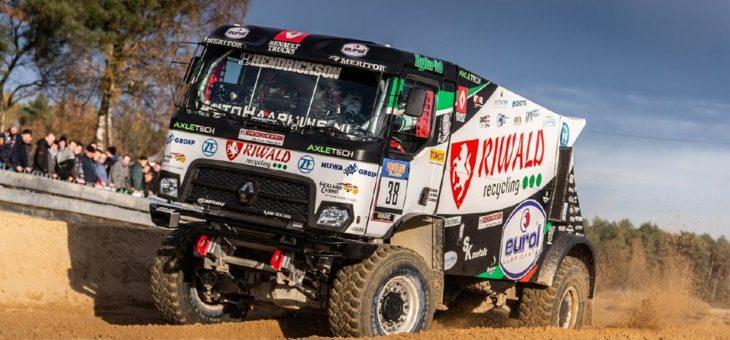 E-Power für die Dünen: ZF und MKR Technology enthüllen weltweit ersten Hybrid-Antrieb für die Rallye Dakar