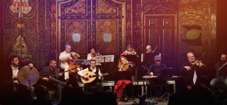 Konzert lässt das alte Damaskus lebendig werden