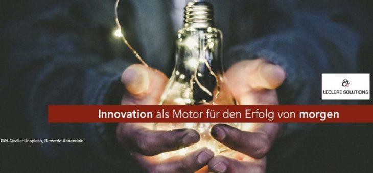 KMU´s: Keine Zeit für Transformation und Innovation? Save the Date: 13.01.2020