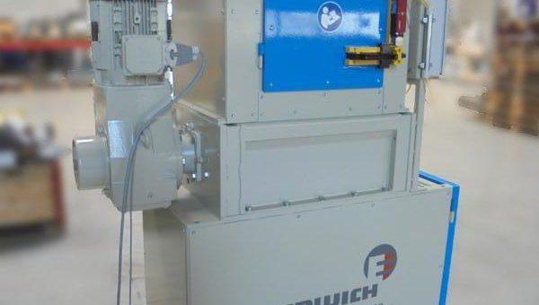 Metallrecycling: Zerkleinerung von Massivteilen ermöglicht Kostenreduktion durch schnelles Wiedereinschmelzen