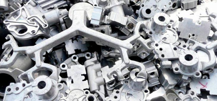 Wiederaufbereitung ist der erste Produktionsschritt: Integration von Zerkleinerungsmaschinen in Gießereianlagen