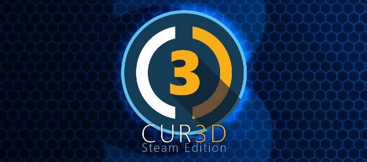 CUR3D Steam Edition closed Beta launched