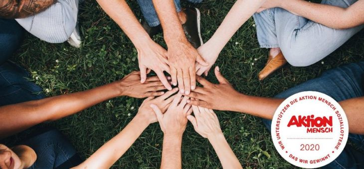Spenden & Schenken: PHOENIX MEDIA unterstützt auch 2020 zahlreiche soziale Projekte der Aktion Mensch!