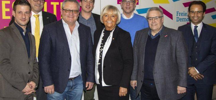 Dachdeckerhandwerk im Gespräch mit der FDP-Landtagsfraktion Rheinland-Pfalz
