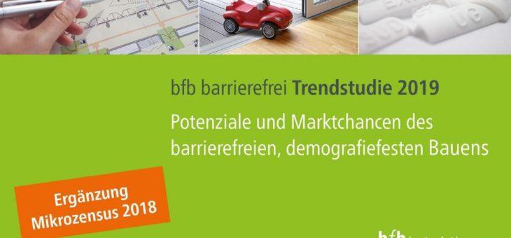 Barrierefreies Wohnen in Deutschland: Bedarf und Angebot klaffen weit auseinander