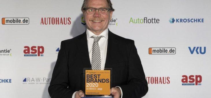 """ZF gewinnt """"Best Brands"""" Award 2020"""