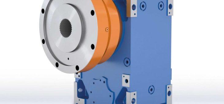 Antriebe in Extruderausführung von NORD für die Kunststoffbranche