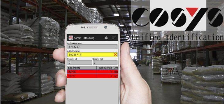 COSYS Warehouse Management System setzt sich durch