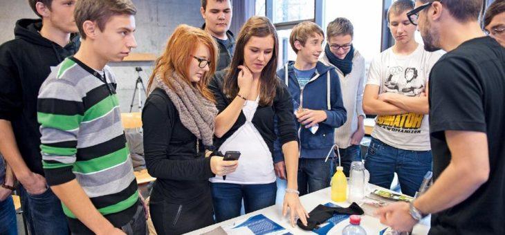 COACHING4FUTURE in Remchingen und Pforzheim: Kreativ werden mit MINT