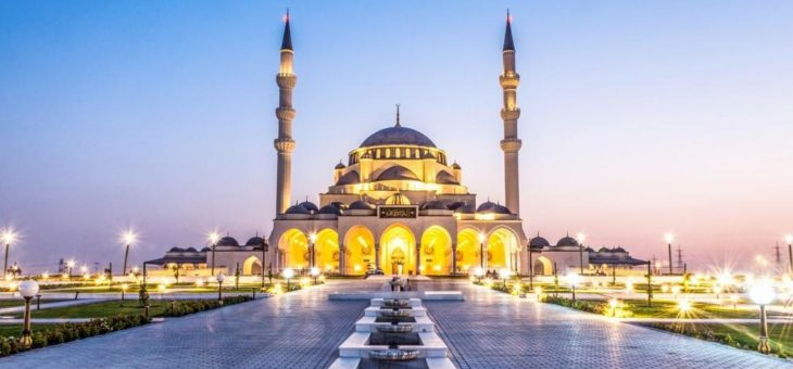 Sharjah Grand Mosque produziert Gebete mit Broadcast Solutions ME und Ross Video