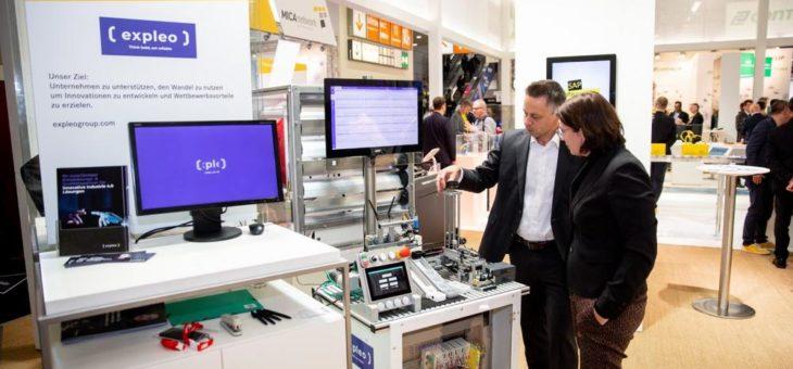 HARTING und Expleo Group kooperieren für IoT-Lösungen