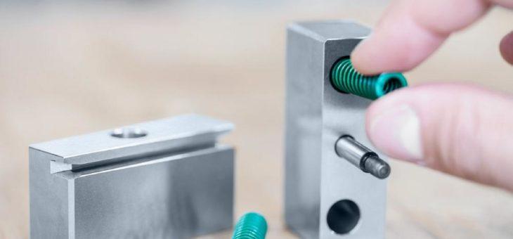Standardisierte Komponenten für die Streifenführung
