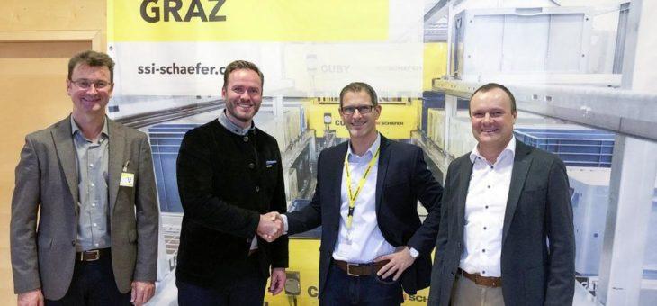 Bewährte Zusammenarbeit: SSI Schäfer und BD Rowa™ verlängern Kooperation