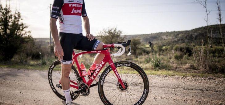 Pirelli rüstet das Radrenn-Team World Tour Trek-Segafredo aus