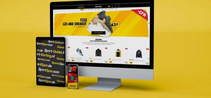 Der Onlineshop SportSpar.de setzt auf Internationalisierung