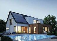 Solaranlagen für jedes Dach zur Eigenstromproduktion