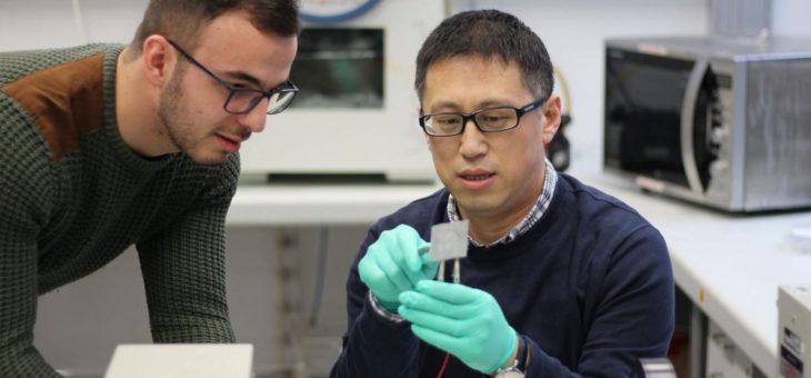 """""""Nature Communications"""" berichtet über Forschung der TU Ilmenau zu Mikro-Superkondensatoren"""