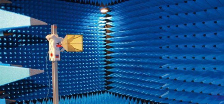 Antennenmesskammern im neuen Glanz – Messkammersanierung