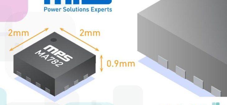 MPS MA782: der weltkleinste absolut IC Encoder™
