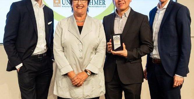 Weidmüller mit Deutschem Exzellenz-Preis 2020 ausgezeichnet