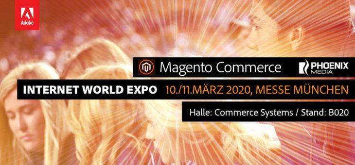 PHOENIX MEDIA verstärkt Adobe als Aussteller auf der Internet World EXPO 2020