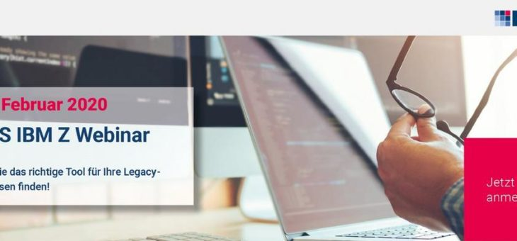Webinar: Wie Sie das richtige Tool für Ihre Legacy-Analysen finden!