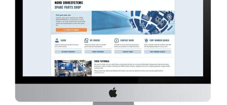 Getriebebau NORD integriert B2B-Commerce-Lösung von IntelliShop