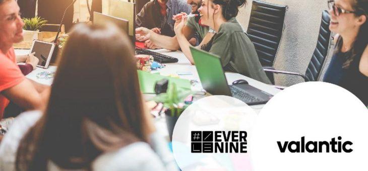 Kommunikationsberatung Evernine Group geht Partnerschaft mit der valantic GmbH ein