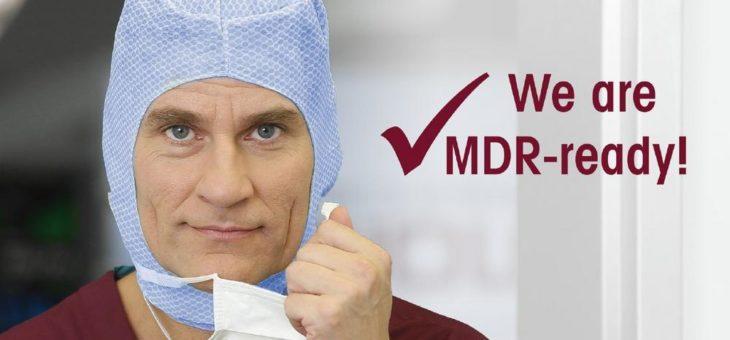 Richard Wolf GmbH – MDR-Audit bestanden!