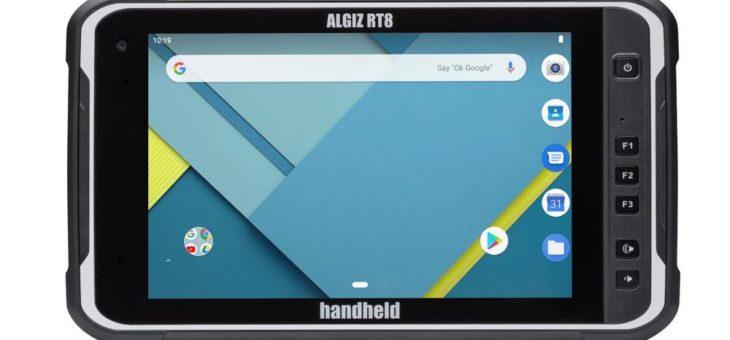 Neues, ultra-robustes Android Tablet: Handheld bringt das ALGIZ RT8 an den Start