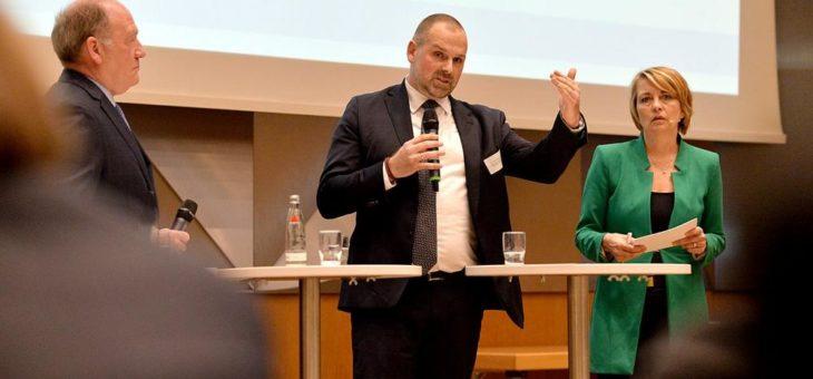 Klares Plädoyer für den deutschen Mittelstand auf dem 24. Zulieferforum