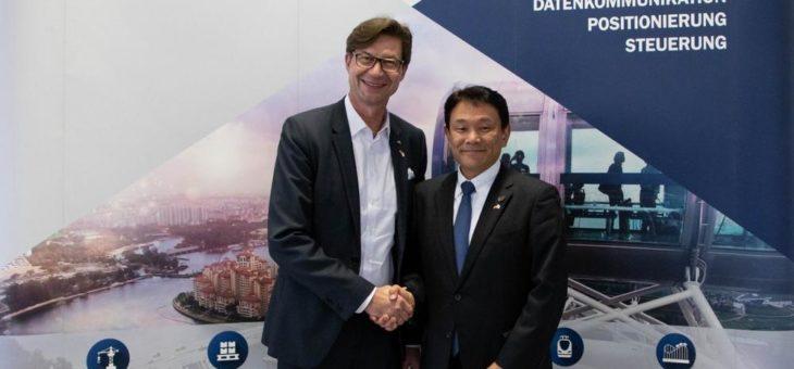 VAHLE und Panasonic beschließen Vertriebskooperation