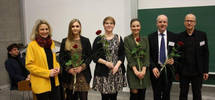Große Abschlussfeier der Kindheitswissenschaften des Fachbereichs Sozialwissenschaften der Hochschule Koblenz