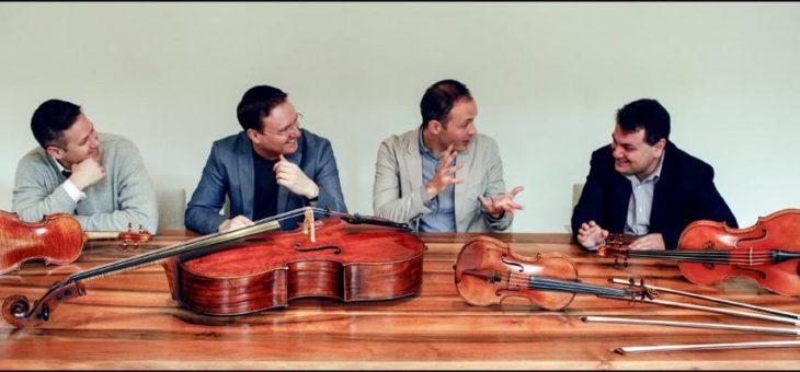 """Das """"Jerusalem Quartett"""" mit Hila Biaggio in der """"Herkuleskeule"""""""