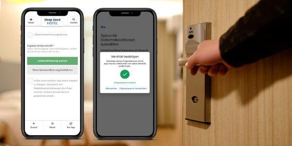 Sicher und gesetzeskonform: CODE2ORDER stellt neue Lösung für einen digitalen Check-in / Meldeschein im Hotel vor