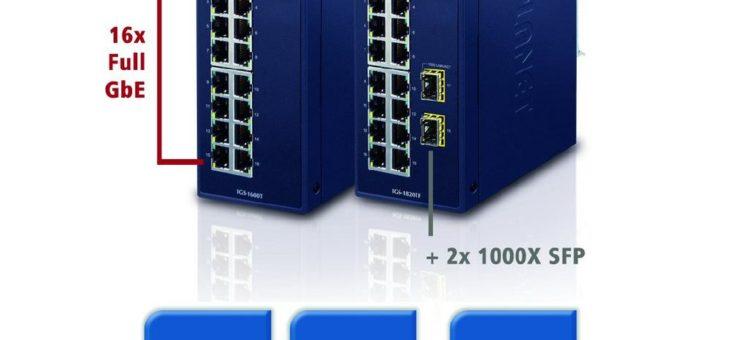 Ethernet Komponenten einfach vernetzen