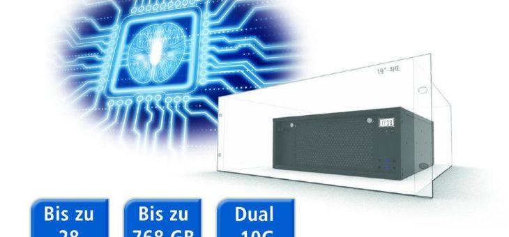 High Performance Embedded Server