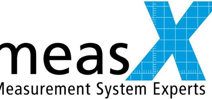 measX: Qualitätssiegel im Doppelpack