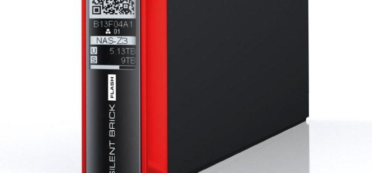 Das Silent Brick System von FAST LTA erhält mit dem neuen Silent Brick Flash den Datenturbo