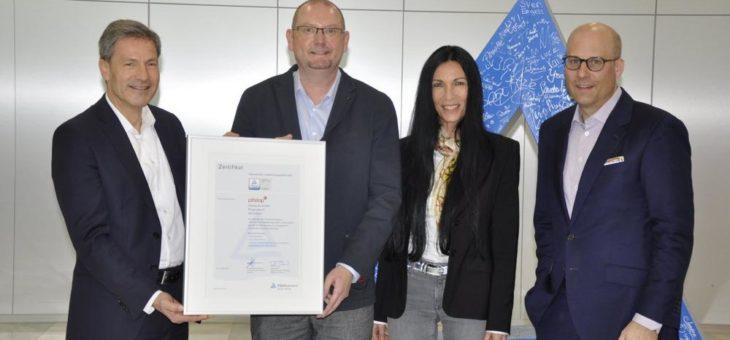 Pitstop.de erhält Zertifikat von TÜV Rheinland