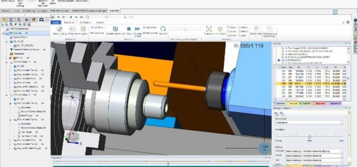 BobCAM für SolidWorks V8 – Schnelle Ergebnisse, Höhere Produktivität und Kosteneffektiv