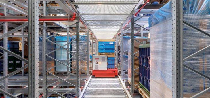 Komplexität beherrschen mit SMB International: effiziente Warenflüsse durch intelligente Lagersysteme