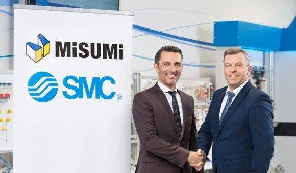 Starkes Team für Europa: SMC und MISUMI bündeln Innovationskraft und Expertise im Vertrieb