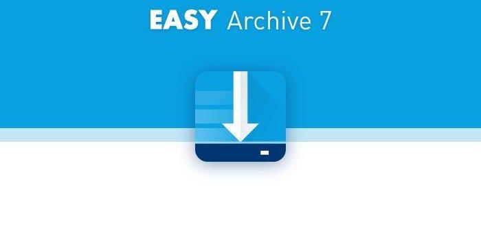 EASY SOFTWARE veröffentlicht EASY ARCHIVE 7